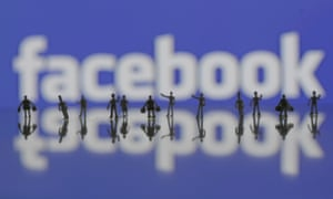 More and more people are flocking to Facebook.