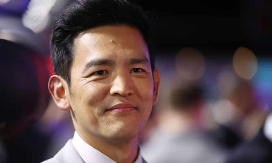 John Cho said of his character's backstory: 'I liked the approach, which was not to make a big thing out of it.'