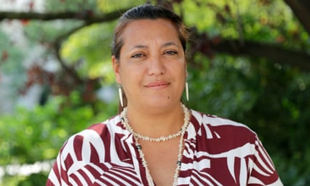 Maina Sage is the French Polynesian representative to the French National Assembly.