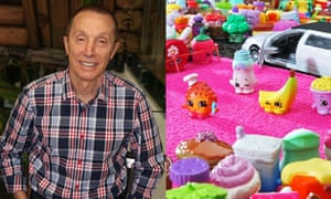 Manny Stul, the Australian toymaker behind the Shopkins toys, has cracked into the Forbes list of world billionaires and his product.