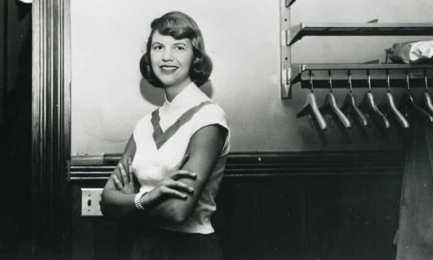 'They won't care until the time comes, in the ninth kingdom' … Sylvia Plath at Smith College in 1952