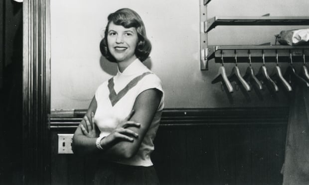 Unseen Sylvia Plath Short Story To Be Published In January by Richard Lea for The Guardian