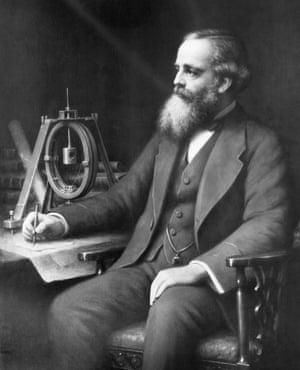 James Clerk Maxwell, originator of Maxwell's Demon.
