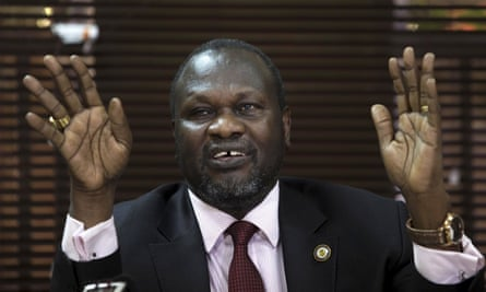 South Sudan's rebel leader Riek Machar now directs the war from his home in Ethiopia's capital.