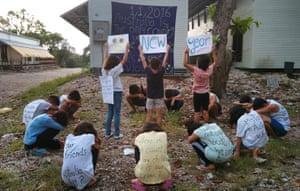 Children on Nauru