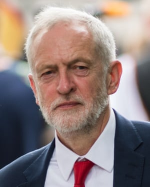 Labour leader Jeremy Corbyn is facing a rebellion by his own Remain-inclined MPs.