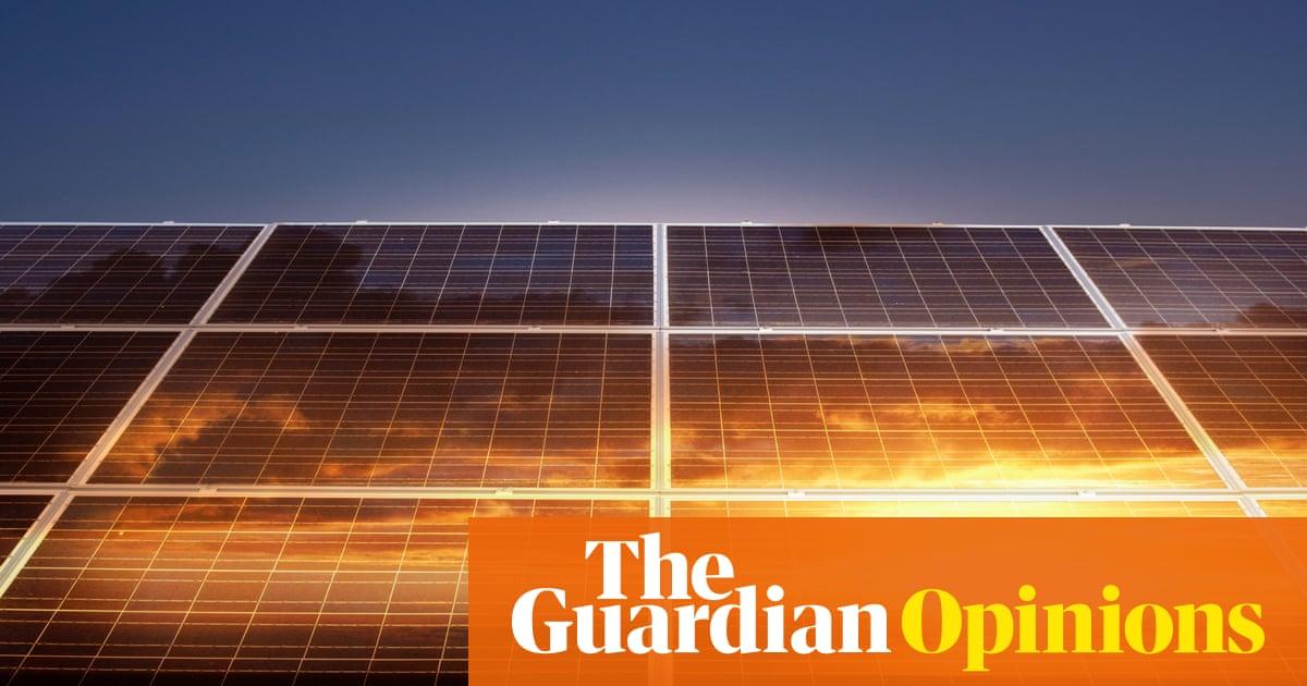 No longer 'alternative', mainstream renewables are pushing prices down | Simon Holmes à Court