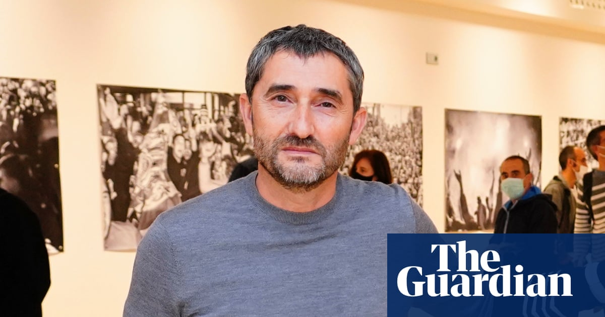Ernesto Valverde: 'Football has become this thing we all live off. It's a show'