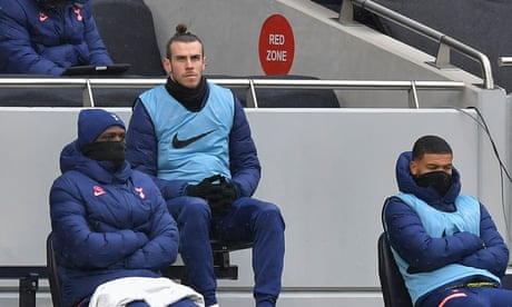 Gareth Bale caught in a sad cycle as his Spurs story turns sour