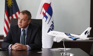 Malaysia Airlines chief executive Christoph Mueller is to leave his job in September.