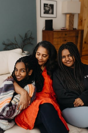Emily Bernard spoke to the Observer Magazine about adopting twins from Ethiopia