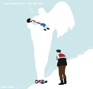 Khalid Albaih cartoon