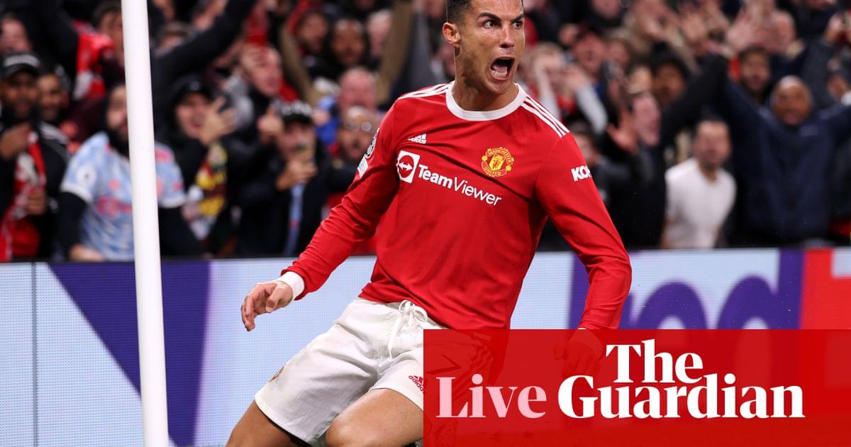 Manchester United 3-2 Atalanta: Champions League – live reaction!