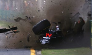 Fernando Alonso, who escaped his crash in Melbourne with fractured ribs, says he needs an all-clear from the doctors before he can race again.