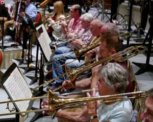 Slaithwaite Philharmonic Orchestra, finalist in BBCs Great Orchestra Challenge
