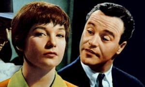 Shirley MacLaine and Jack Lemmon in The Apartment.