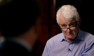 John Ware was the BBC journalist on its Panorama documentary about antisemitism allegations levelled against the Labour party.