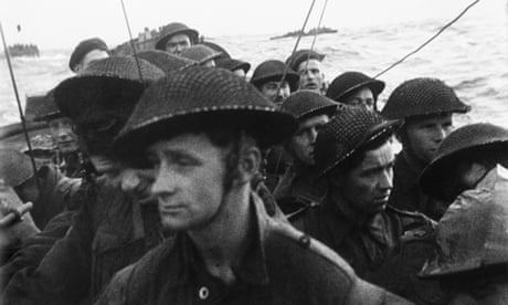 I count myself lucky': D-day remembered on the 75th anniversary