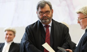 Chief Justice of Queensland Tim Carmody's claims of serious problems in Queensland's legal system have been rejected by other judges and the government.
