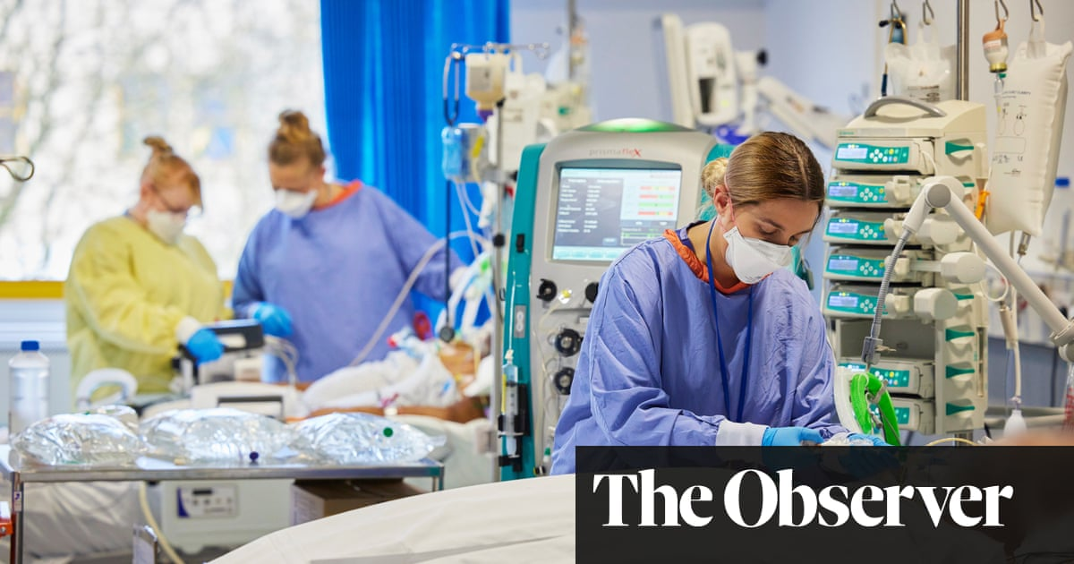 Britain faces 'decades of financial risk' as £370bn pandemic bill mounts