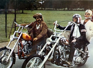 The motorcycles - Easy Rider