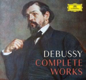 Deutsche Grammophon: Debussy Complete Works