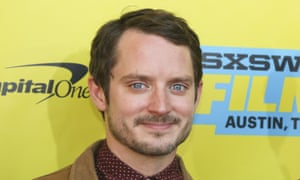'I cannot speak with any authority beyond articles I have read and films I have seen' ... Elijah Wood.