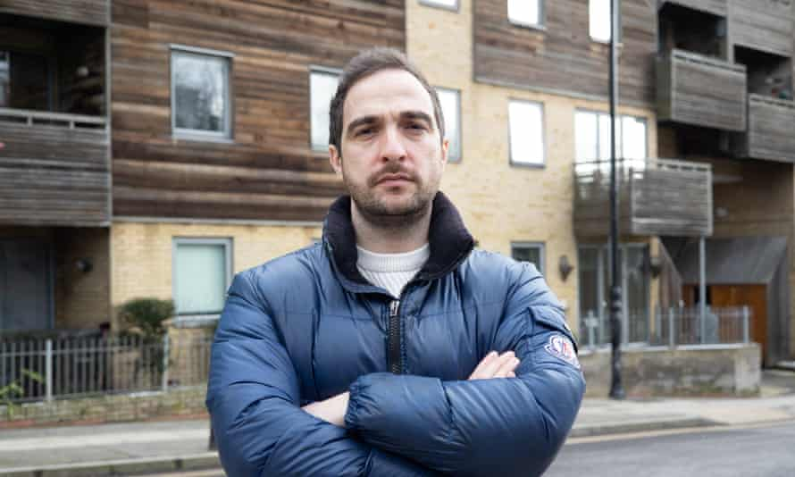 Paul Afshar at Ducketts Apartments in Tower Hamlets