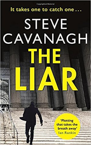 Steve Cavanagh The Liar