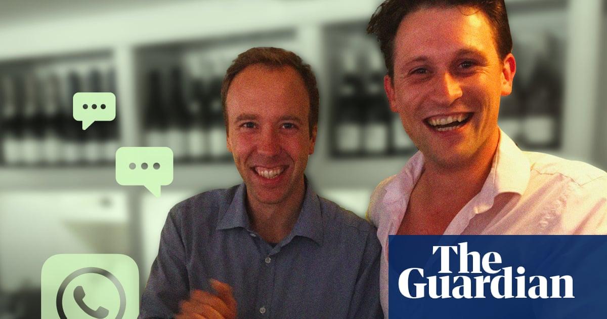 Covid test kit supplier joked to Hancock on WhatsApp he had 'never heard of him'