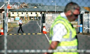 The reopening of Yarl's Wood detention centre.