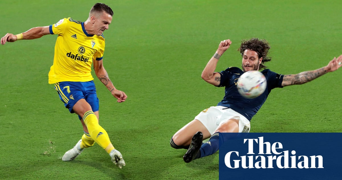 Cádiz are finally back, but not in the way that they dreamed of | Sid Lowe