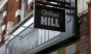 Hedging its bets? William Hill remains unsure over the proposed deal.