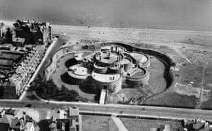 Deal Castle, 1948