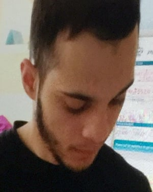 A family photo of Esteban Santiago, 26, the alleged gunman who killed at least five people at Fort Lauderdale airport.