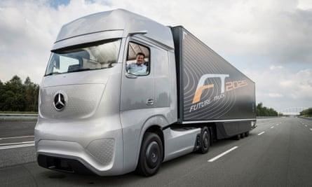 Future Truck 2025