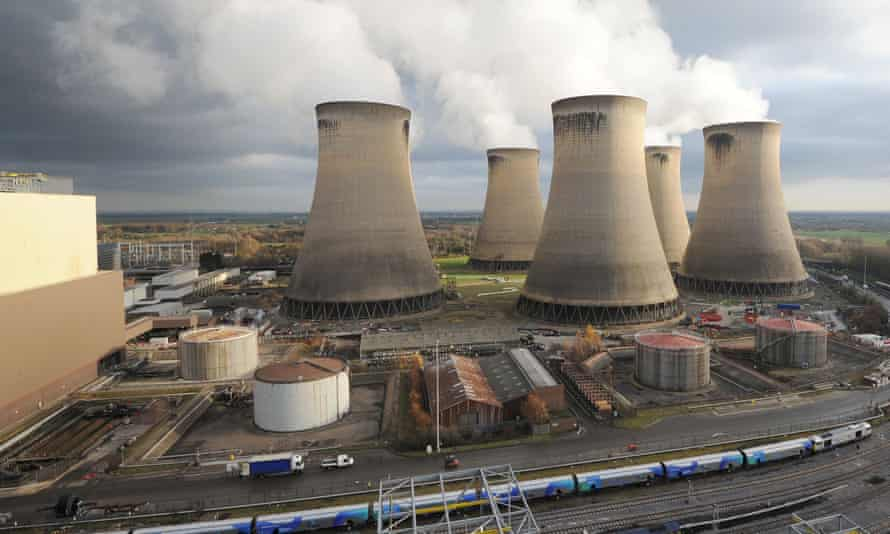 Drax claims to be Europe's largest decarbonisation project after decades as Britain's most polluting power plant since it began producing electricity in the 1970s.