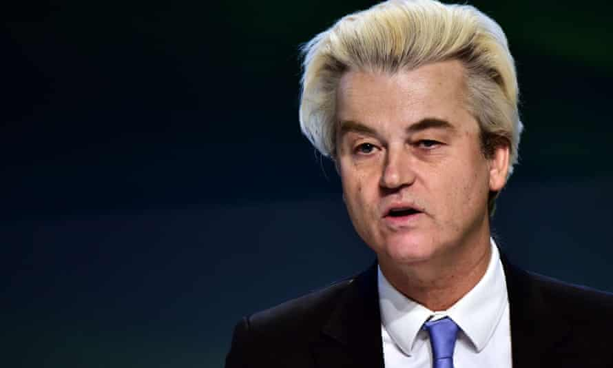 Wilders announced his intention to boycott the trial on Friday in a newspaper article.