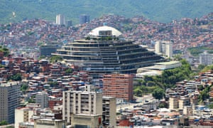 Chacón was held for four months in Helicoide, the feared hillside prison complex administered by Venezuela's secret police.