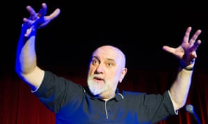 Alexei Sayle – one of the godfathers of alternative comedy – is bringing his show to the festival.