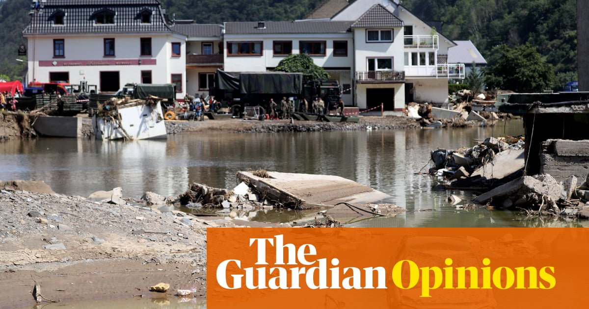 After Covid, the climate crisis will be the next thing the right says we 'just have to live with'