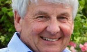 Peter Inglis was a keen golfer and a lifelong Rotarian