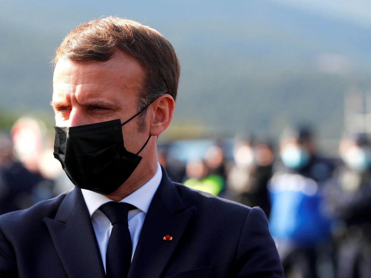 Fanatics Have No Right To Censor Critics But Neither Does Emmanuel Macron Censorship The Guardian