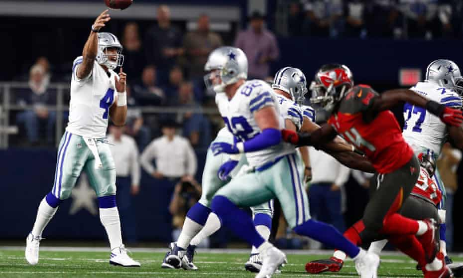The Cowboys seemed to spur the NFL's TV recovery.