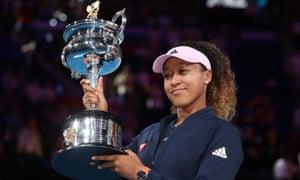 Australian Open Women S Final Naomi Osaka Beats Petra Kvitova To Win Title As It Happened Sport The Guardian