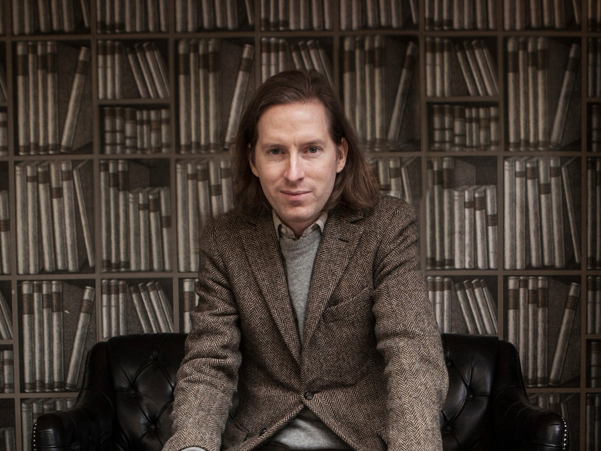 Wes Anderson Gets A Wallpaper Collection Let The Over Decorating Begin Film The Guardian