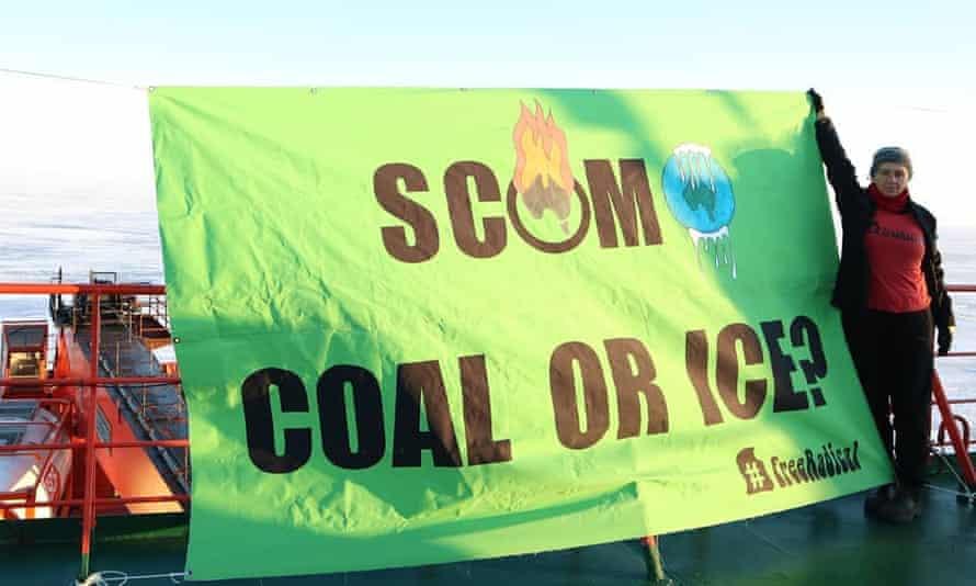 Madeleine Habib climate banner