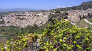 Riina was a native of the small Sicilian town of Corleone, made famous by the Godfather films.