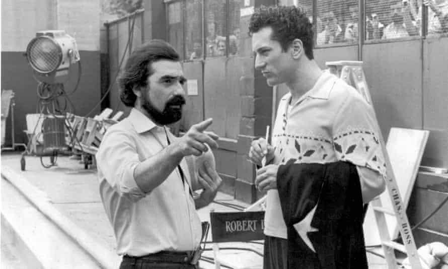 RAGING BULL [US 1980]RAGING BULL (US 1980) MARTIN SCORSESE (director), ROBERT DE NIRO PICTURE FROM THE RONALD GRANT ARCHVE