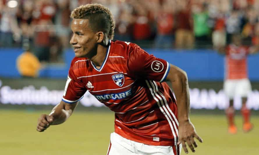 Michael Barrios and FC Dallas can win in the West.